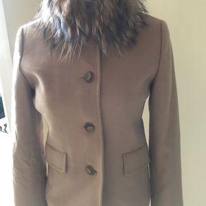 Petite Sophisticate Wool Jacket
